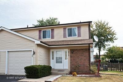 Hanover Park Condo/Townhouse New: 3717 Dory Circle East