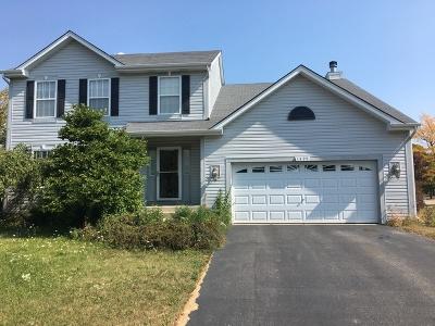 Crystal Lake Single Family Home New: 1499 Pebble Lane