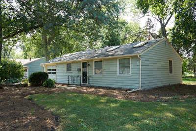 Aurora Single Family Home New: 612 North Evanslawn Avenue