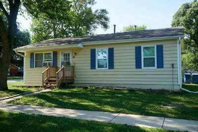Aurora Single Family Home New: 495 New Haven Avenue
