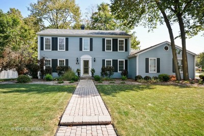 Batavia Single Family Home Contingent: 864 Mandrake Drive