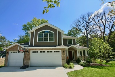 Mokena Single Family Home For Sale: 20131 Burr Oak Lane