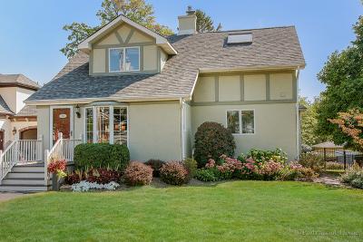 Glen Ellyn Single Family Home Contingent: 241 Newton Avenue