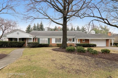 Hinsdale Single Family Home For Sale: 505 Pamela Circle