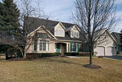 Libertyville Single Family Home Price Change: 6346 Thackery Lane