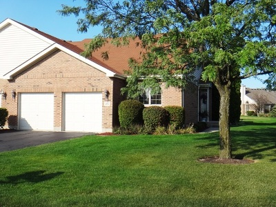 Tinley Park Condo/Townhouse New: 25 Corinth Court #25