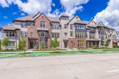 Libertyville Condo/Townhouse New: 618 Parkside Court