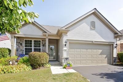 Elgin Single Family Home New: 2491 Sandlewood Circle