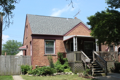 Chicago IL Single Family Home New: $115,000