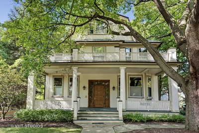 Oak Park Single Family Home For Sale: 731 Linden Avenue