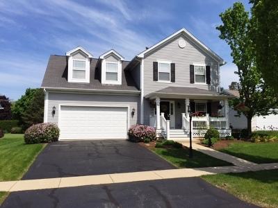 Crystal Lake Single Family Home New: 150 Center Street