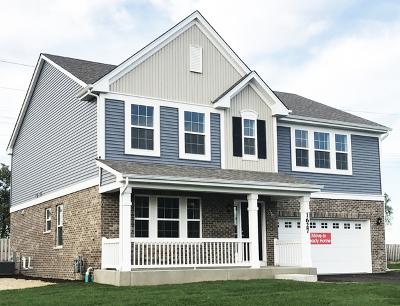 New Lenox Single Family Home New: 1627 Glenbrooke Lane
