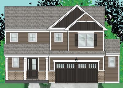 Plainfield Single Family Home For Sale: Lot 119 Carmel Boulevard
