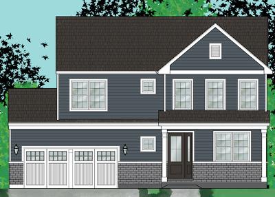 Plainfield Single Family Home For Sale: Lot 118 Carmel Boulevard