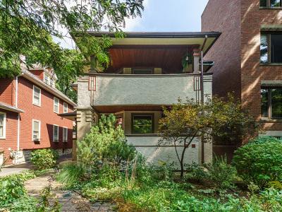 Oak Park Multi Family Home Contingent: 310 North Grove Avenue