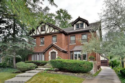 Oak Park Single Family Home Contingent: 1126 Woodbine Avenue