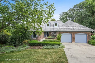 Glen Ellyn Single Family Home Contingent: 874 Baker Court