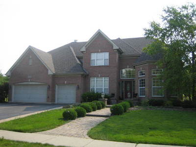 Bartlett IL Single Family Home New: $474,900