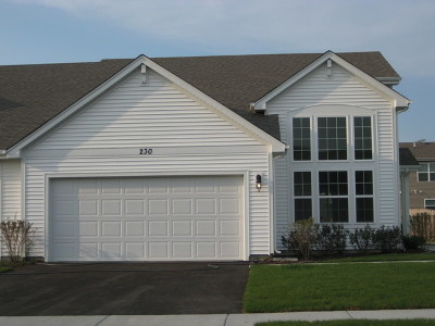 Pingree Grove Condo/Townhouse New: 230 Norfolk Lane