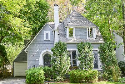 Winnetka Single Family Home For Sale: 727 Foxdale Avenue