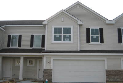 Pingree Grove Condo/Townhouse New: 656 Anchorage Court