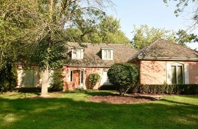 Long Grove Single Family Home New: 5605 Black Walnut Trail