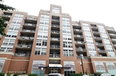 Condo/Townhouse For Sale: 111 South Morgan Street #905