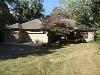 McHenry Single Family Home For Sale: 5609 Whiting Drive