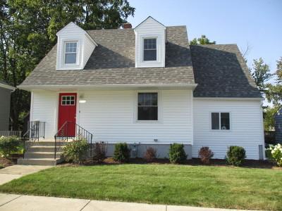 Mokena Single Family Home New: 10832 1st Street