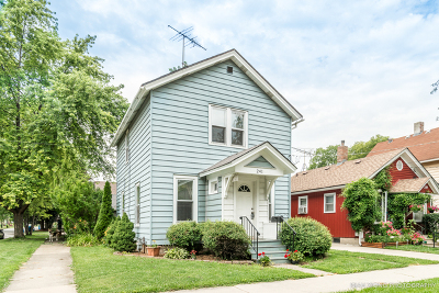 Aurora Single Family Home New: 241 Williams Street