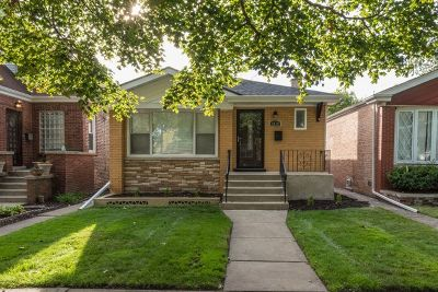 Chicago IL Single Family Home New: $194,900