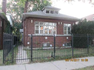 Chicago IL Single Family Home New: $90,000