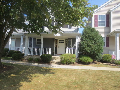 Plainfield Single Family Home Contingent: 4120 Dalewood Drive