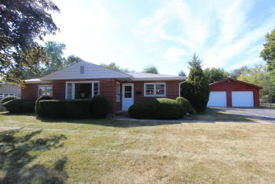 Crystal Lake Single Family Home New: 484 Linn Avenue
