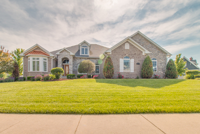 Shorewood Single Family Home Contingent: 21262 South Timber Trail