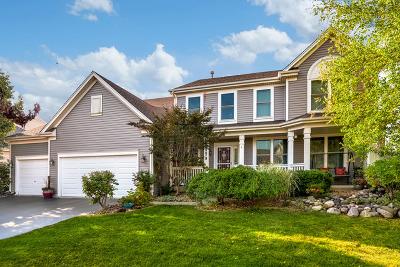 Hoffman Estates Single Family Home For Sale: 5275 Birch Bark Drive
