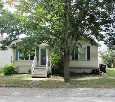 Beecher Single Family Home For Sale: 518 Woodward Street