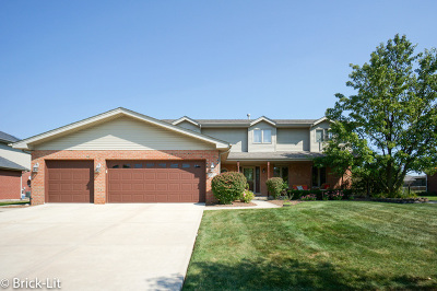Mokena Single Family Home For Sale: 18761 Chestnut Court