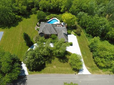 Long Grove Single Family Home New: 5632 Oakwood Circle
