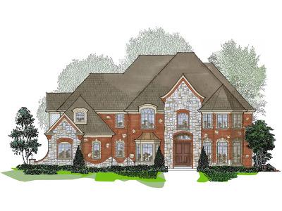 St. Charles Single Family Home New: Lot 2 Denker Road
