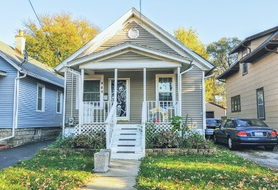 Aurora Single Family Home New: 440 Woodlawn Avenue