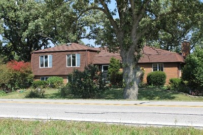 Elburn Single Family Home For Sale: 42w550 Hughes Road