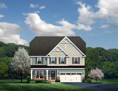 Gilberts Single Family Home New: 3060 Blue Aster Parkway
