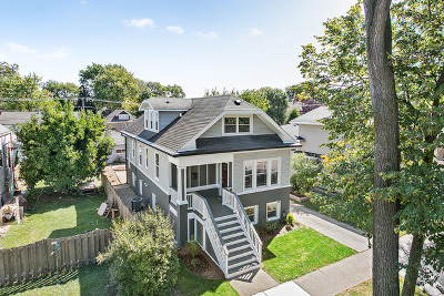 Brookfield Single Family Home Re-activated: 4019 Forest Avenue