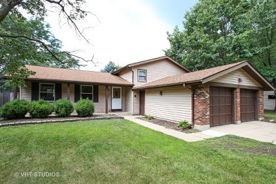 Crystal Lake IL Single Family Home New: $207,900
