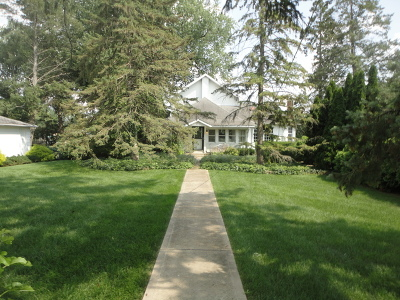 McHenry Single Family Home Contingent: 1920 Orchard Beach Road