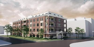 La Grange Condo/Townhouse Contingent: 40 South Ashland Avenue #4E