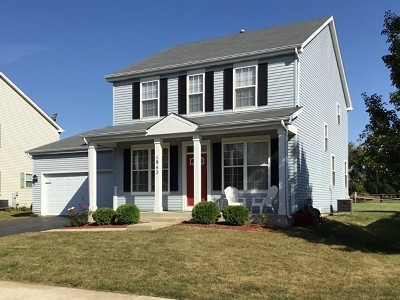 Aurora Single Family Home New