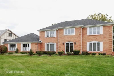 Oak Brook Single Family Home For Sale: 227 Wood Glen Lane