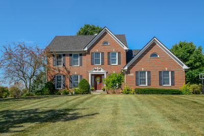 St. Charles Single Family Home New: 3n708 Baert Lane
